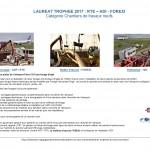 LAUREAT TROPHEE 2017